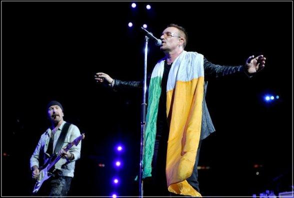 ...Traditional Irish Songs --> By U2 lors de concerts... ...Musha rain dum a doo, dum a da...