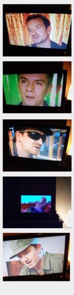 Bonne soirée avec votre groupe préféré ~~ Télé - U2 - Anecdotes & Chocolat chaud ~~