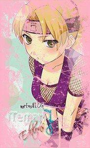 {¯`*·._ >* ★ *< _..·*'¯}Temari... my dream...{¯`*·._ >* ★ *< _..·*'¯}