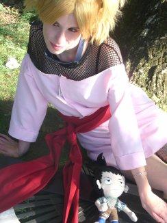Temari 1er Cosplay (costume) :