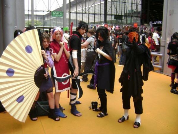 Japan expo 4 au  6 juillet 2008 - Paris  [WAHOU 614 VISITES en un jour !]
