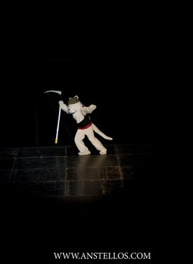 Mang'azur Samedi 18 avril 2009 - Toulon en Kamatari (Naruto)