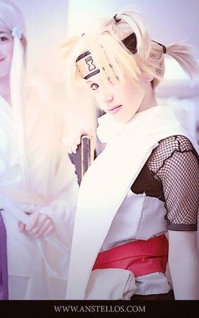 Temari 4ème costume (cosplay)