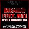 Lakrymo Records / C'Est Comme Ca Ft Mti (2011)