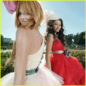 "Shake it Up made in Japan / Bella Thorne & Zendaya ""The Same Heart"" (2012)"