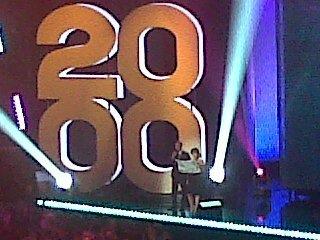 Les Tribal King au Palais des Sports pour GENERATION 2000