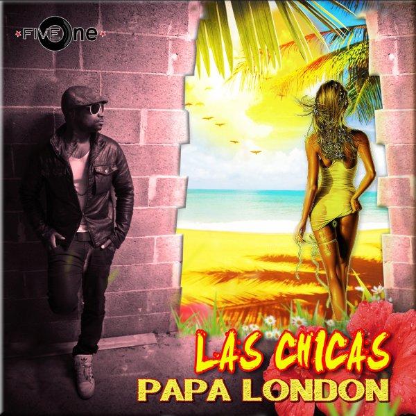 Papa London LAS CHICAS