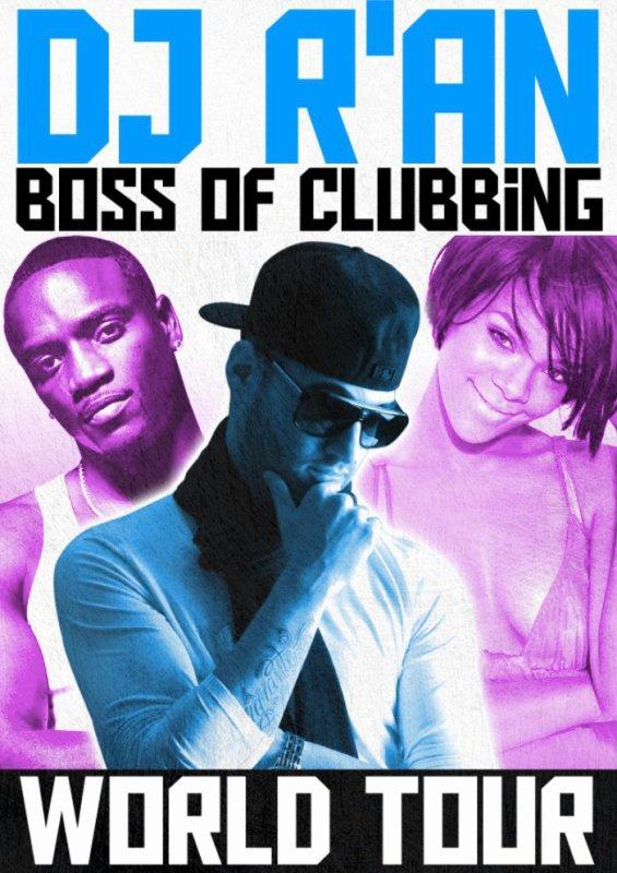 Joyeux Anniversaire DJ R'AN le Boss OF Clubbing