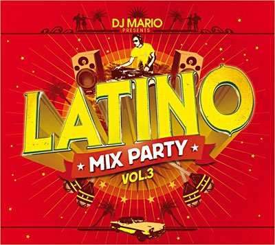 Papa London sur la compile  LATINO MIX PARTY VOL 3
