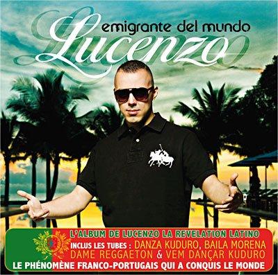 """""""Emigrante Del Mundo"""" LUCENZO'S album in the store"""