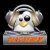 Djackenew sur Radio Jetstar Nouveau Logo d' Animateur