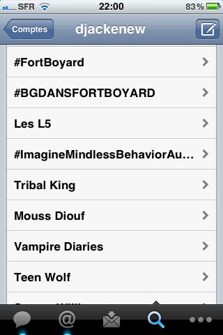 Les Tribal King en TOP TWEET sur Twitter Avec Génération Tubes sur TF1