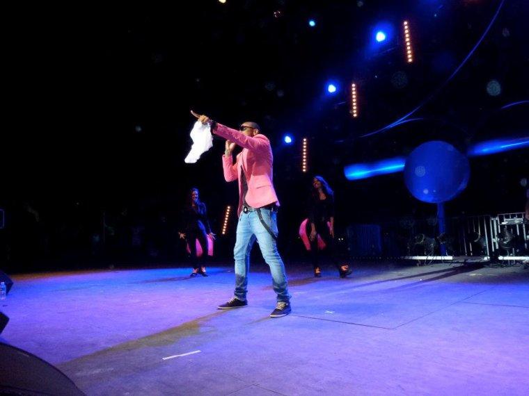 Papa London Concert Enfant Star et Match Juan les Pins 2012
