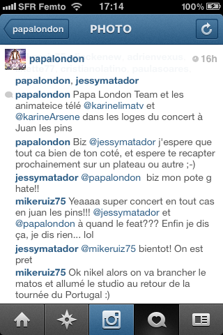 Papa London Feat Jessy Matador