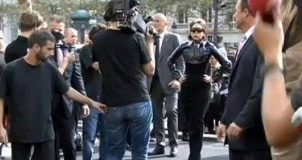 Lady Gaga son nouveau parfum FAME à Sephora