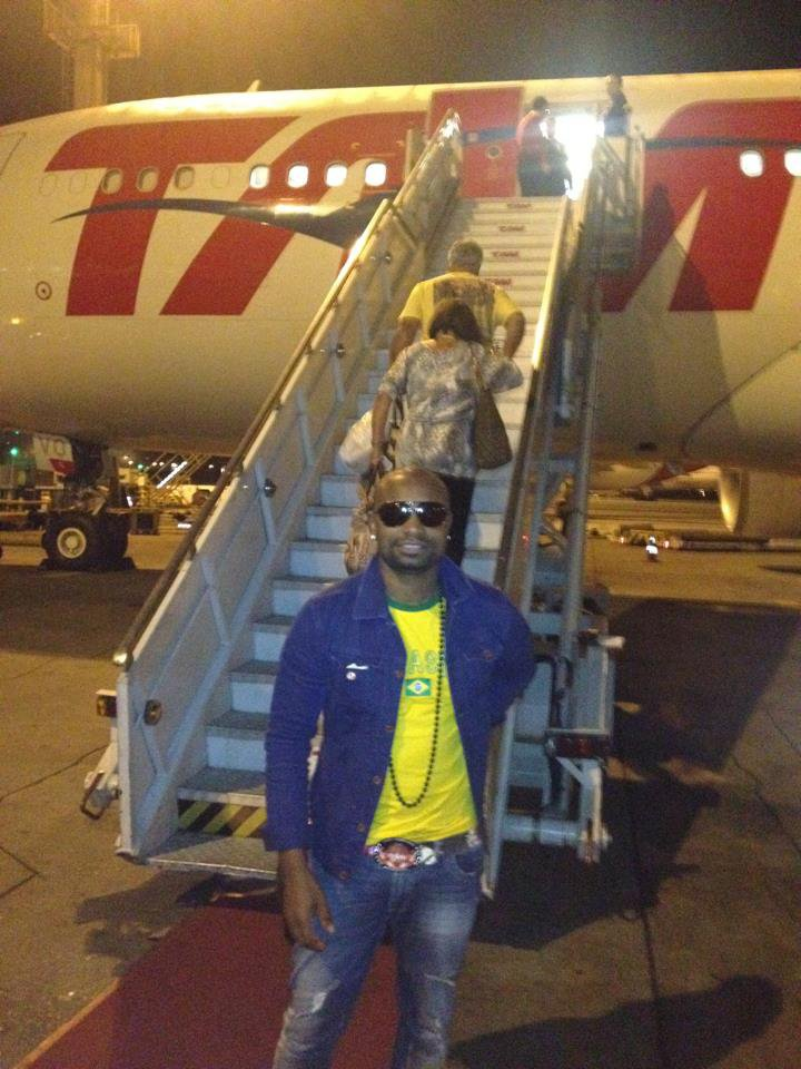 Papa London de retour du Brésil