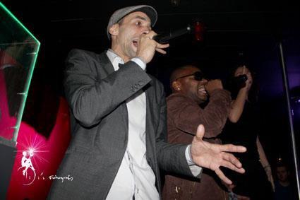 Papa London en Concert au FOZ Club