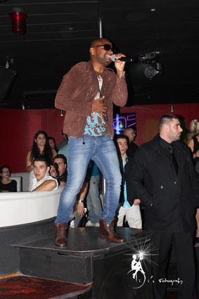 Papa London en Concert au FOZ Club