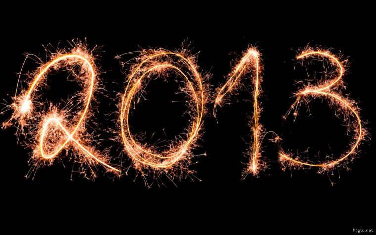 Bonne Année 2013 de Djackenew