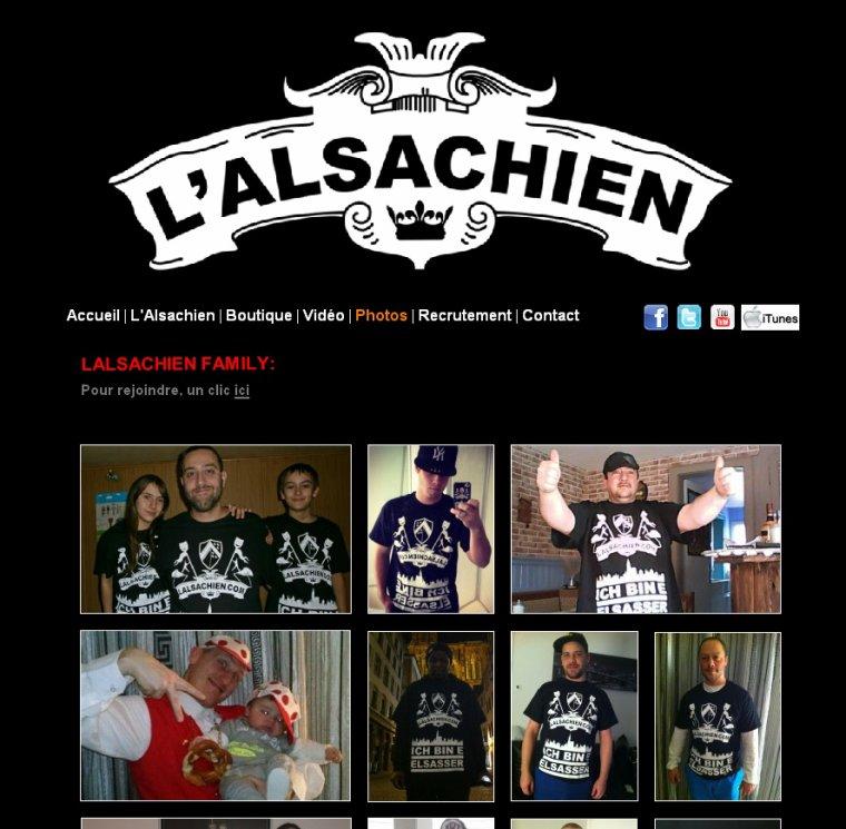 Site de L' Alsachien