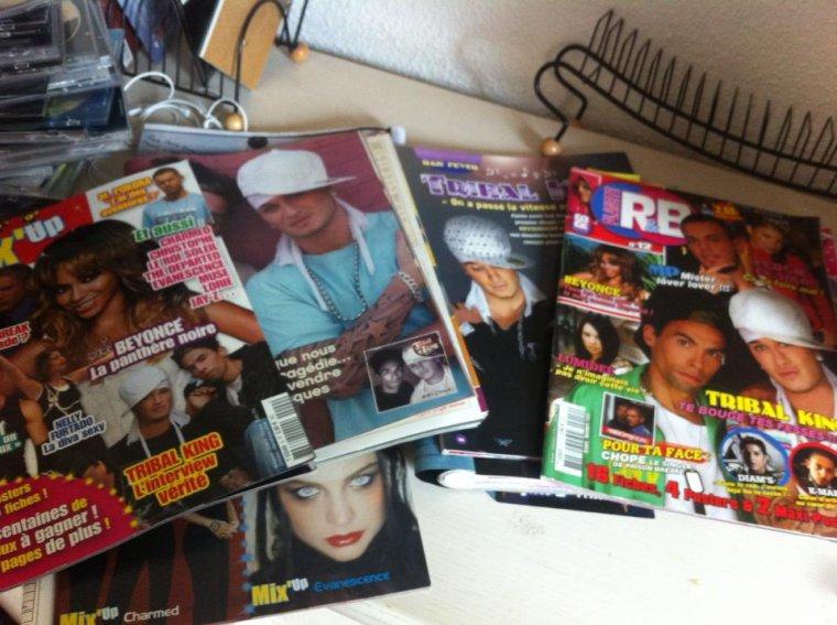 Tribal King dans les magazines musique