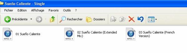 Sueño Caliente - Single Itunes