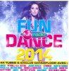 Papa London dans la compile Fun Dance 2014