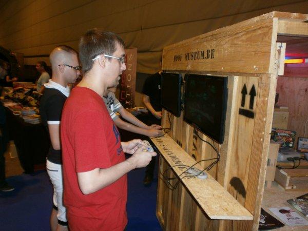 Digital Game Show à Strasbourg avec la Team Game one