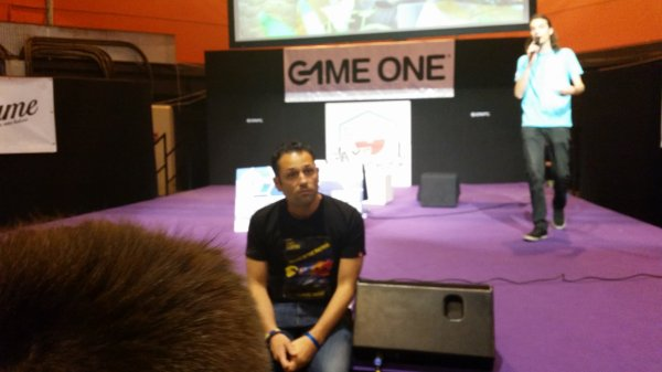 Digital Game Show à Strasbourg avec la Team Game one