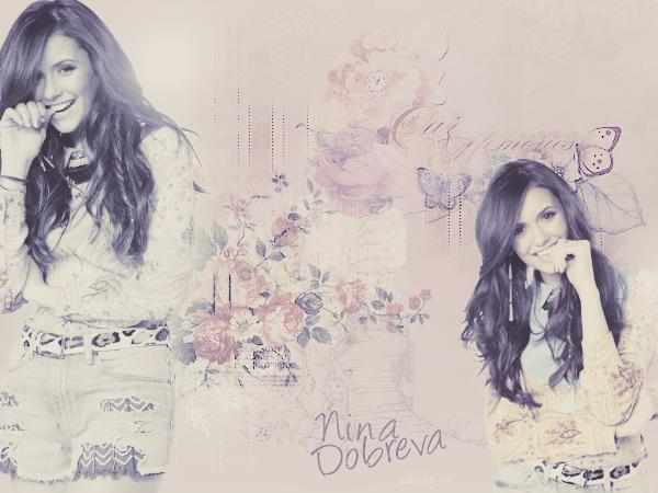 Bienvenue sur NinaDobreva-FR ... Ta Source sur la Belle Nina Dobrev !
