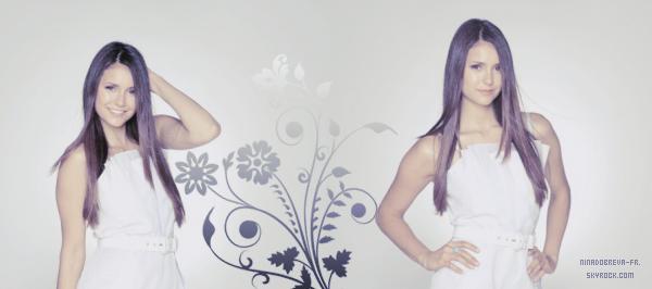 Nouveaux Outtakes du shoot de Nina pour le magazine « Seventeen » !