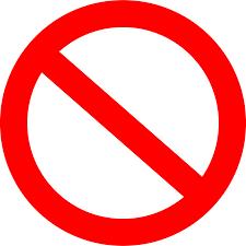Aliments interdit
