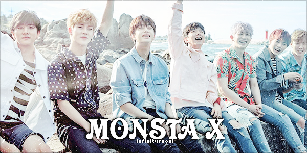 Monsta X/몬스타엑스 (Monseutaekseu)