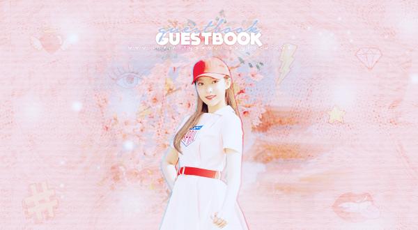 Guestbook/방명록 (Bangmyeongrok)