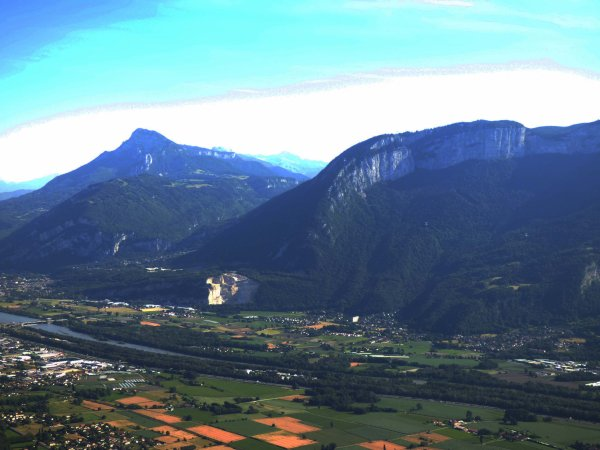 Liste des visites en Isère