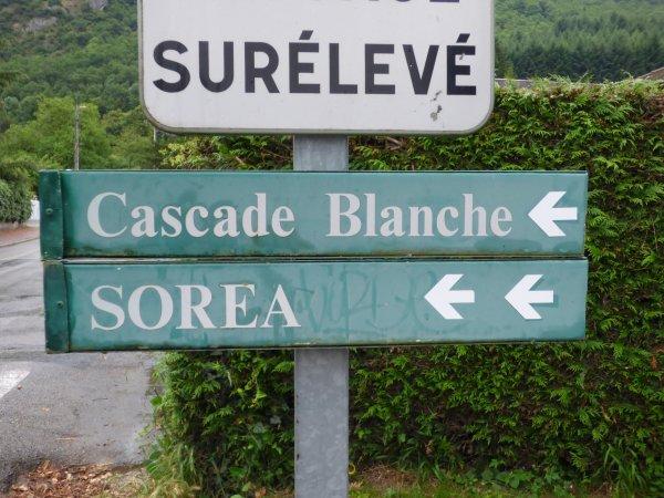 Cascade Blanche, Sainte Eulalie en Royans