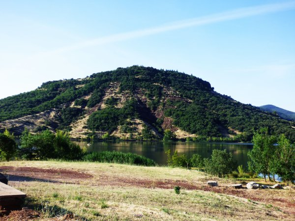 Lac de Salagou, Juin 2017