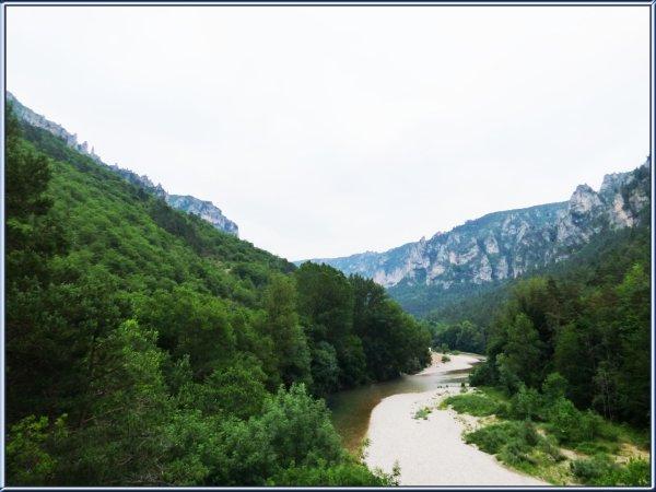 Gorges du Tarn, Juillet 2017