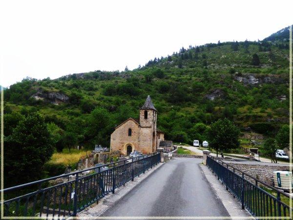 Sainte Chely du Tarn , Juin 2017