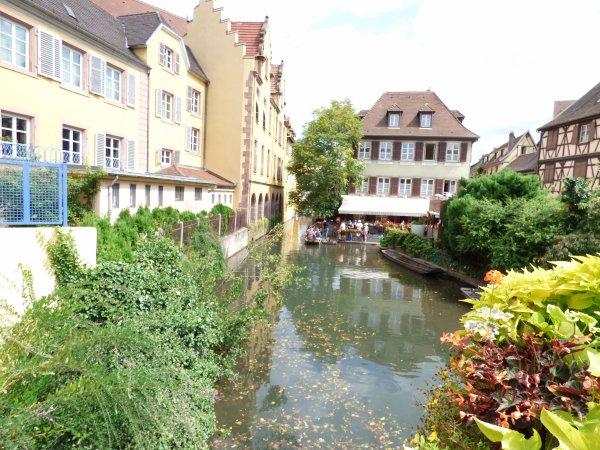 Ville de Colmar, Août 2017
