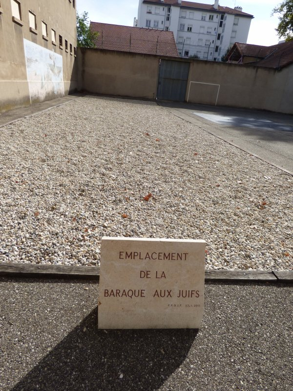 Journées du Patrimoine 2017 : mémorial de la prison de Montluc