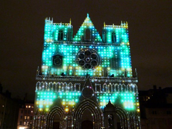 Fête des Lumières, Lyon , 201