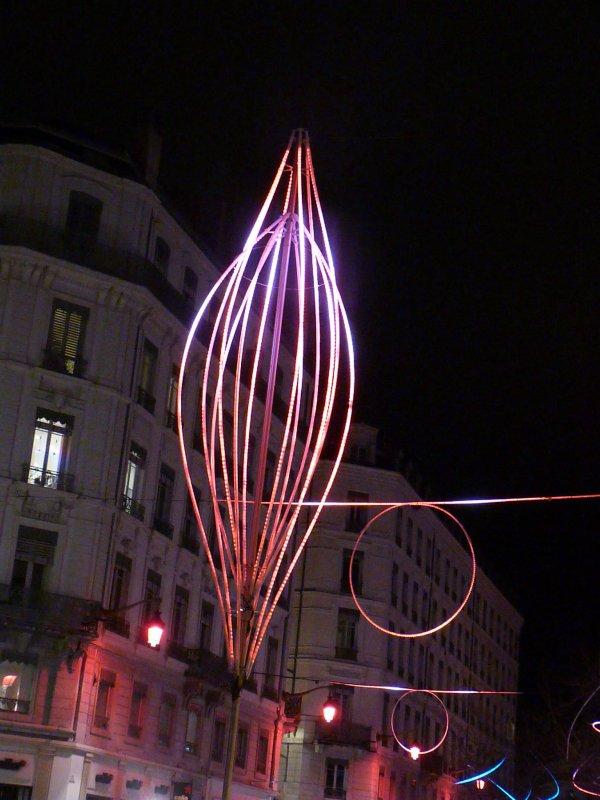 Fête des Lumières, Lyon , 2017