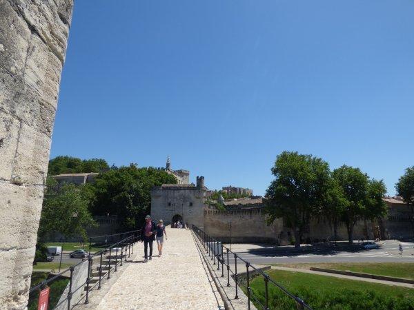 Pont d'Avignon, juin 2017