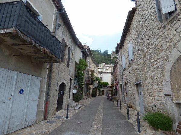 Village de Vogué, Juin 2018