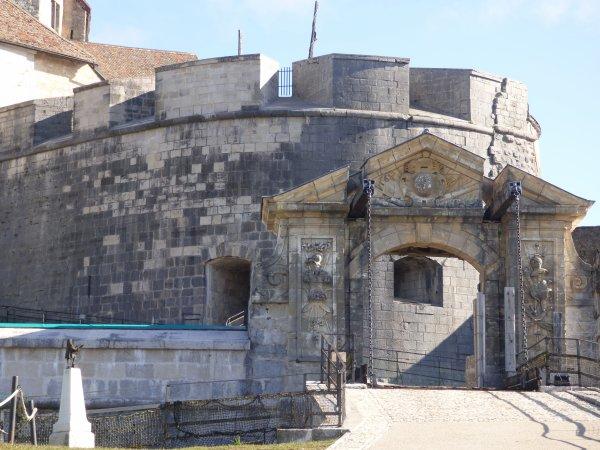 Château de Joux, septembre 201