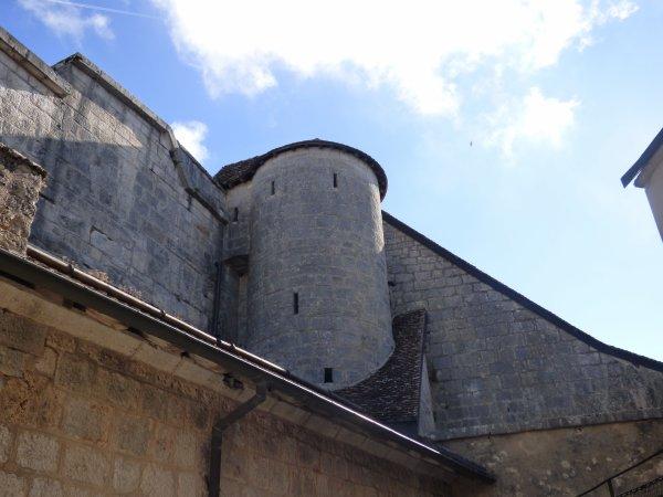 Château de Joux, septembre 2018