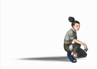 Les frasques de Shikamaru.