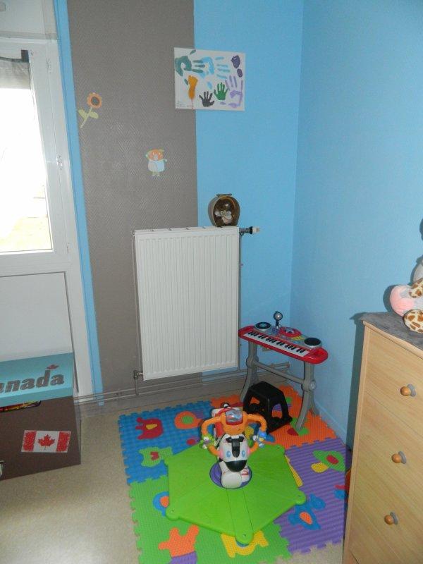 La chambre de Matthew
