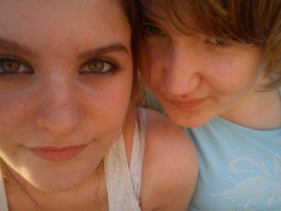 Avec le meilleur ami !! <3